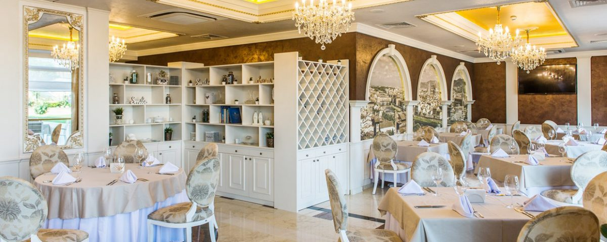 Restoran in the Villa Florence Bulgaria - photo02
