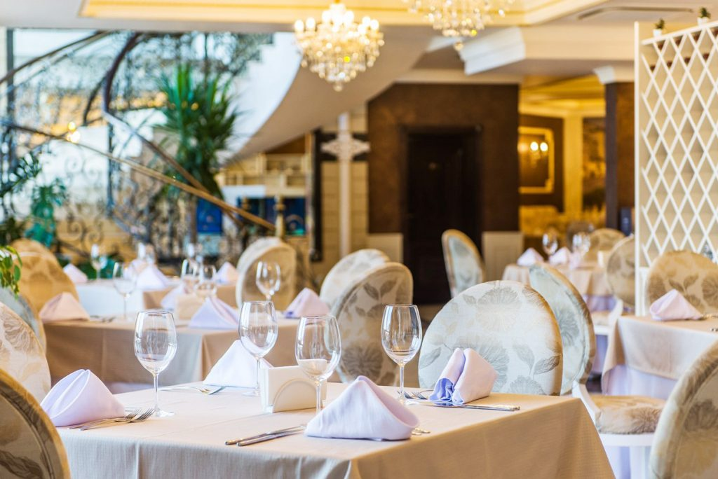 Restoran in the Villa Florence Bulgaria - photo01