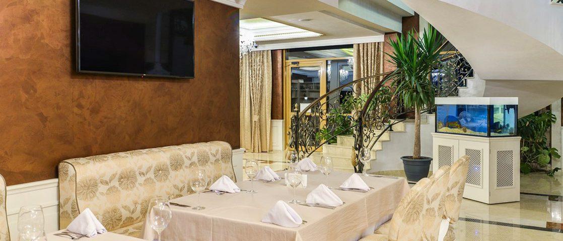 Restoran in the Villa Florence Bulgaria - photo05