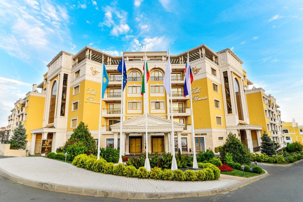 апарт хотел и ж.к. Вила Флоренс в Свети Влас (7627)