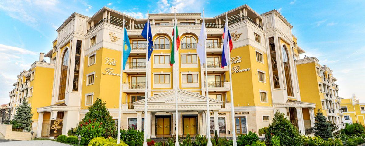 Villa Florence residence complex Bulgaria - photo1