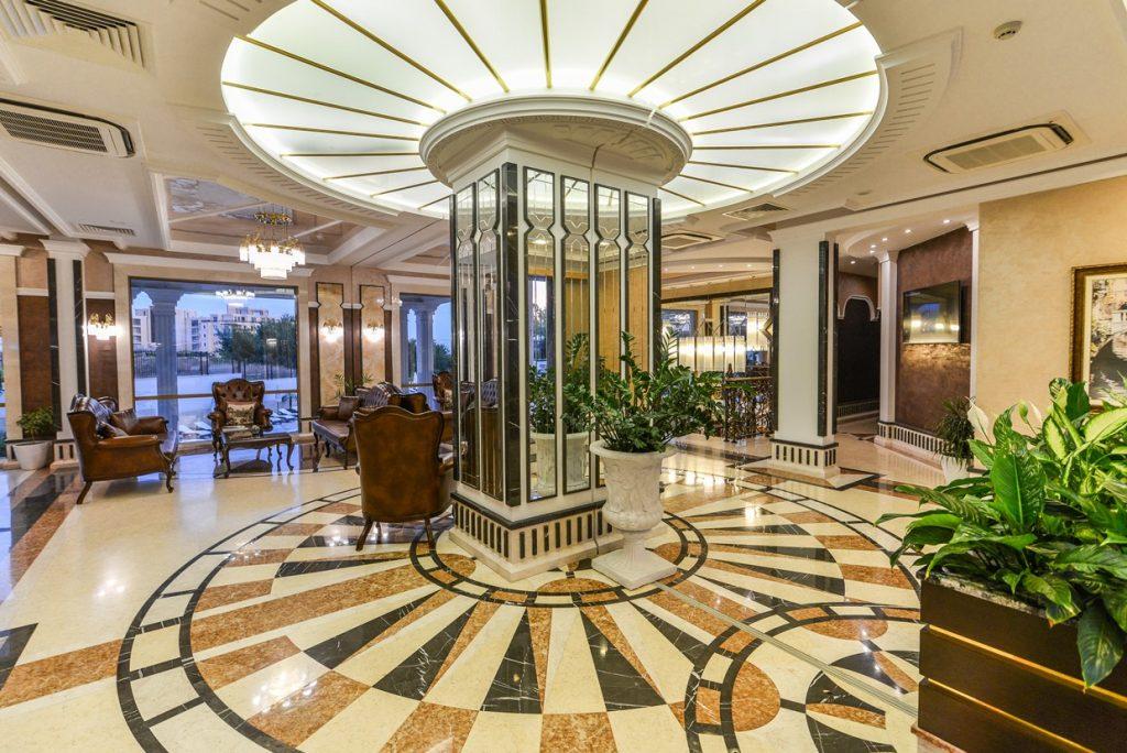 апарт хотел и ж.к. Вила Флоренс в Свети Влас (7749)