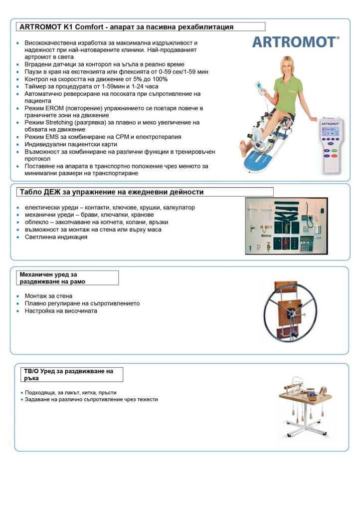 Физиотерапевтичен център «Флоренция» в Свети Влас (08)