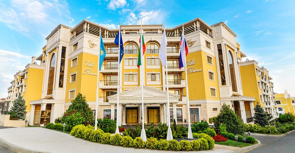 Апарт-хотел и жилищен комплекс «Вила Флоренция» в Свети Влас